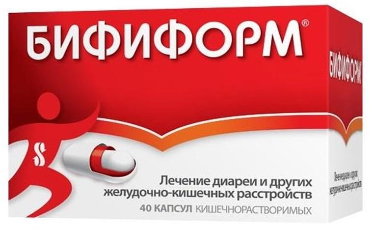 Препарат «Бифиформ»